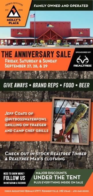 The Anniversary Sale
