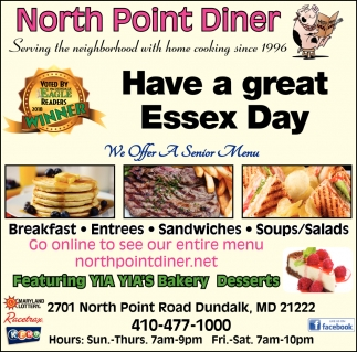 Have a Great Essex Day