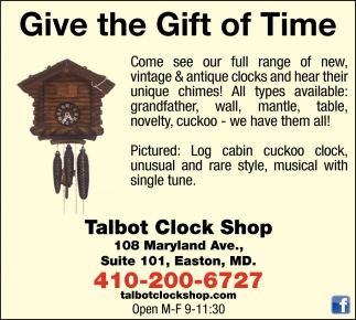 Give the Gift of Time