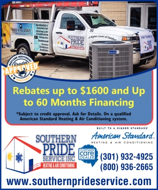 Rebates Up to $1600 and Up