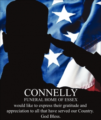 Connely Funeral Home Of Essex