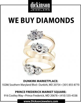 We Buy Diamonds