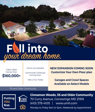 Fall Into Your Dream Home