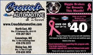 Automotive & Diesel