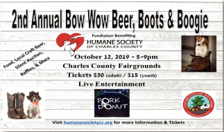 2nd Annual Bow Wow Beer, Boots & Boogie