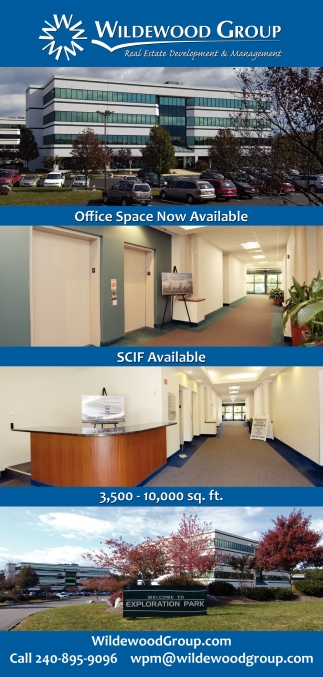 Office Space Now Available