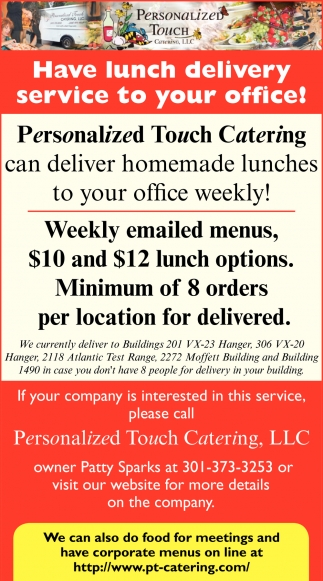 Have Lunch Delivery Service to Your Office