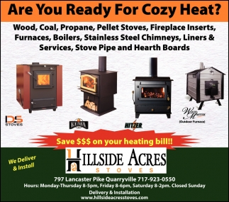 Are You Ready for Cozy Heat?