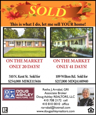 On the Market Only 20 Days!
