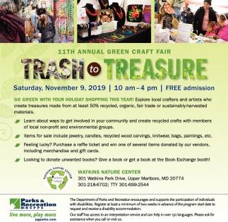 Green Craft Fair