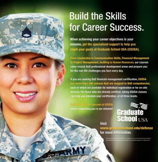 Build the Skills for Career Success