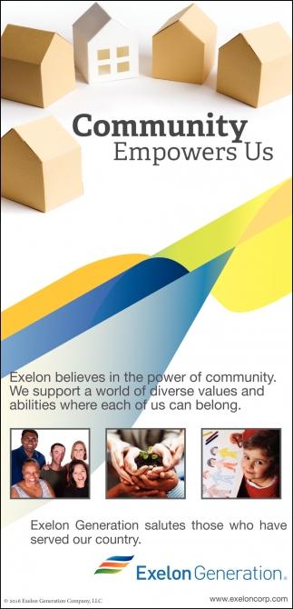 Community Empowers US