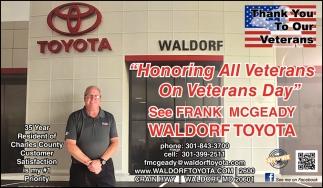 Honoring All Veterans