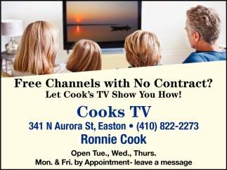 Free Channels with no Contract?