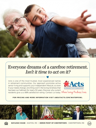 Everyone Dreams of a Carefree Retirement