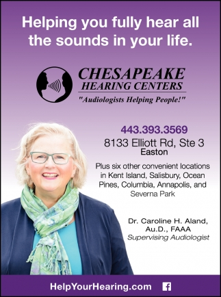 Helping You Fully Hear All the Sounds in Your Life