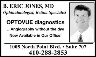 Optovue Diagnostics