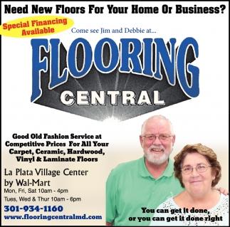 Need New Floors