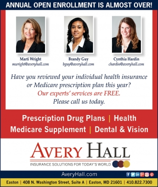 Annual Open Enrollment is Almost Over!