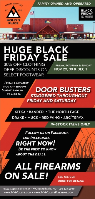 Huge BBlack Friday Sale