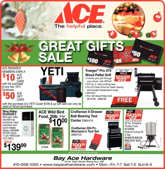 Great Gifts Sale