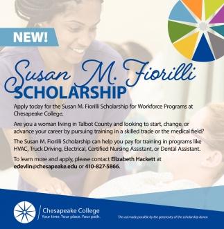 Susan M. Fiorilli Scholarship