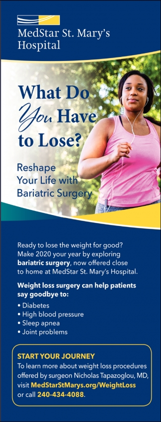 Reshape Your Life with Bariatric Surgery