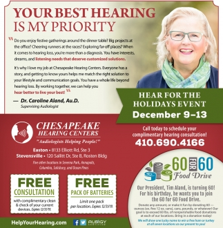 Hearing Cervices
