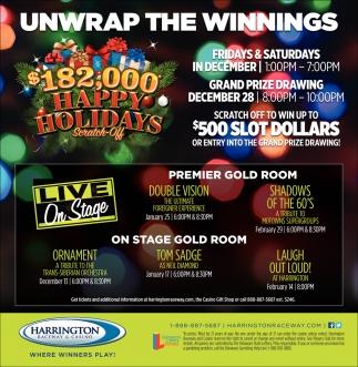 Unwrap the Winnings