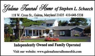 Independently Owned and Family Operated