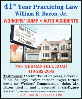 Workers Comp & Auto Accidents