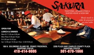 Sushi Restaruant