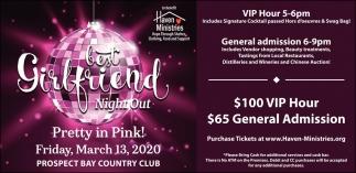 VIP Hour 5-6pm