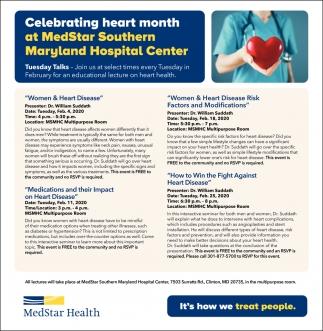 Celebrating Heart Month