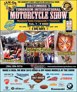 Motorcycle Show