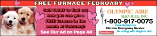 Free Furnace February