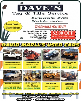 Tag & Tile Service