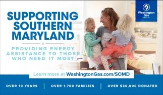 Supporting Southern Maryland