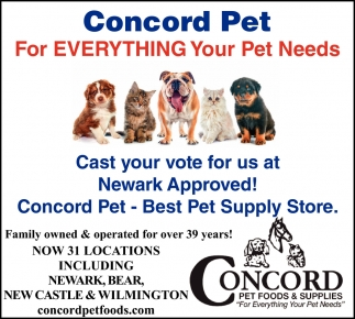 For Everything Your Pet Need