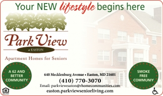 Your New Lifestyle Begins Here