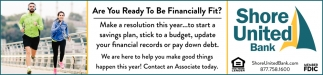 Are You Ready To Be Financially Fit?