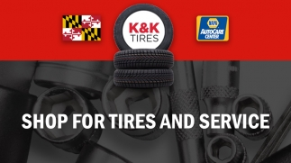 New Tires Easton   Brakes   Oil Change   Tires
