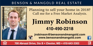 BENSON & MANGOLD REAL ESTATE
