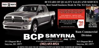 BCP Smyrna