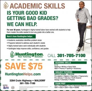 Academy Skills