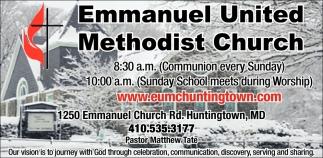 Emmanuel umc huntingtown md