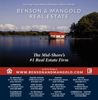 BENSON & MANGOLD