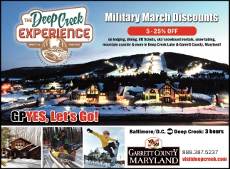 Military March Discount