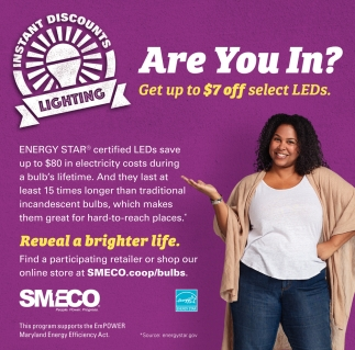 Stay in touch with SMECO