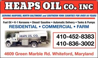 Heaps Oil Co